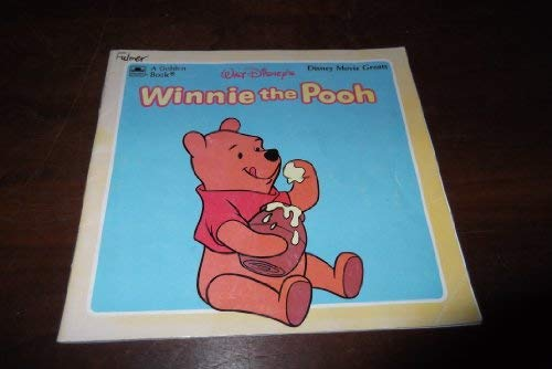 9780307110565: Winnie the Pooh (Disney movie greats)