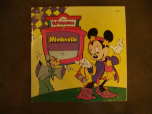 9780307111807: Minderella (Disney's Toontown)