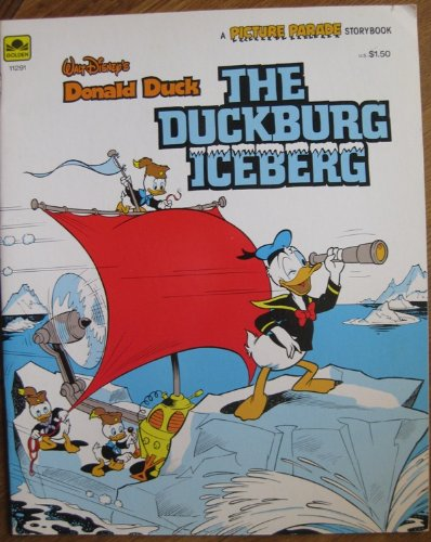 9780307112910: Donald Duck the Duckburg Iceberg