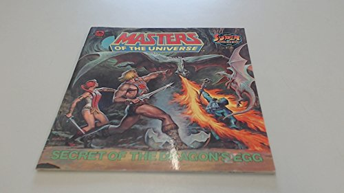 9780307113795: Secret of the Dragon's Egg (Masters of the Universe)