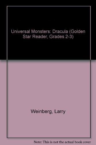 9780307114754: Dracula (Golden Star Reader, Grades 2-3)