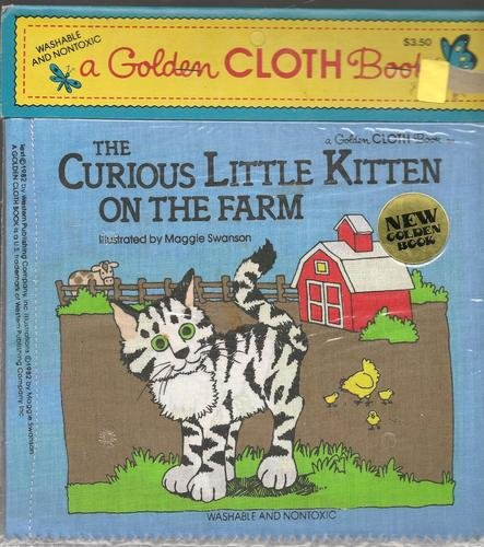 The Curious Little Kitten on the Farm (0307115062) by Swanson, Maggie