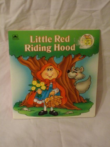 9780307115119: Little Red Riding Hood (Look-Look)