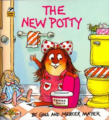 9780307115232: The New Potty (Look-Look)