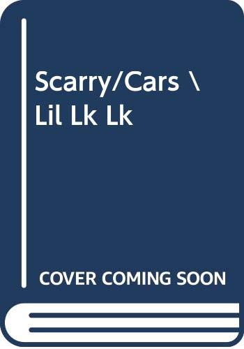 9780307115386: Richard Scarry's Cars