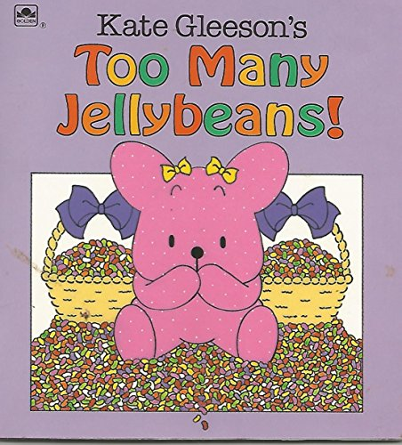 9780307115393: Too Many Jellybeans (Look-Look)