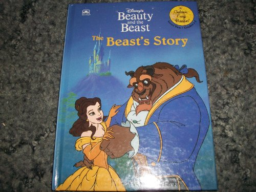 9780307115522: Disney's Beauty and the Beast: The Beast's Story (Golden Easy Reader, Level 2)