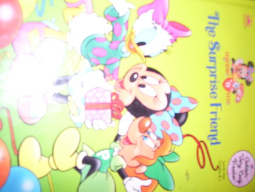 Minnie N Me the Surprise Friend (A Golden very easy reader) (0307115887) by West, Cindy