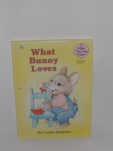 9780307115904: What Bunny Loves (Road to Reading)