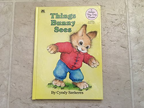 9780307115911: Things Bunny Sees (Road to Reading)