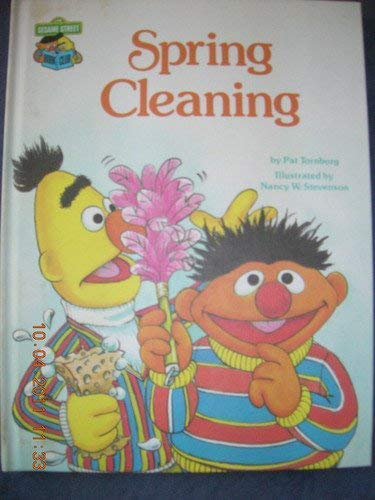 Spring Cleaning (0307116018) by Tornborg, Pat