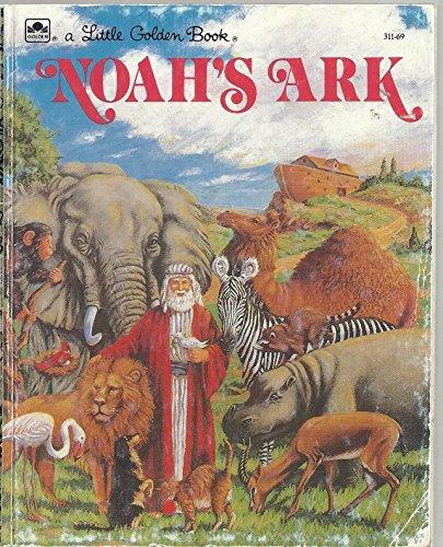Noah's Ark: Genesis 6:5-9:17 (Golden Bible Stories/Pbn 11621)