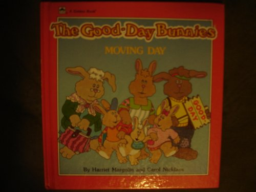 9780307116451: The Good-Day Bunnies: Moving Day