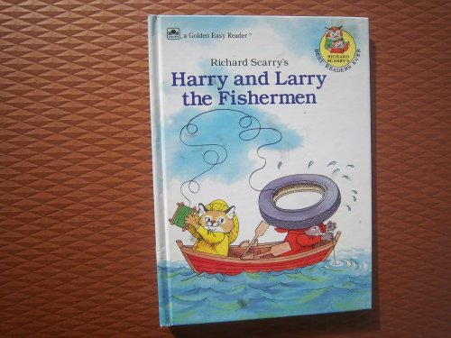 9780307116536: Harry & Larry the Fishermen (Road to Reading)