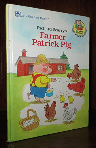 Richard Scarry's Farmer Patrick Pig (Road to Reading) (0307116565) by Richard Scarry