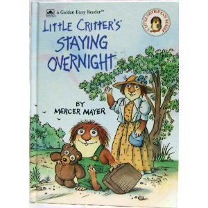 9780307116628: Little Critter's Staying Overnight (Road to Reading)