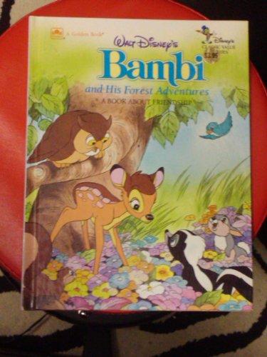 Walt Disney S Bambi First Edition Abebooks