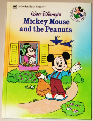 9780307116918: Mickey Mouse and the Peanuts (A Disney easy reader)