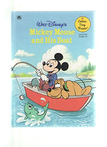 9780307116925: Walt Disney's Mickey Mouse and His Boat (Disney Easy Reader)