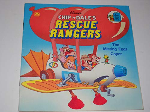 Disney's Chip 'N' Dale's Rescue Rangers; The Missing Eggs Caper: Weyn, Suzanne,...