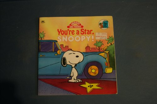 9780307117281: You're A Star, Snoopy (Look-Look)