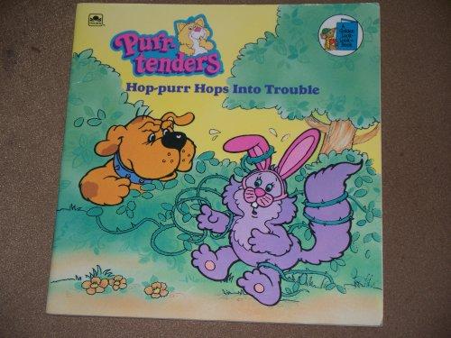 9780307117366: Hop-Purr Hops Into Trouble Lk- (Purr-tenders)