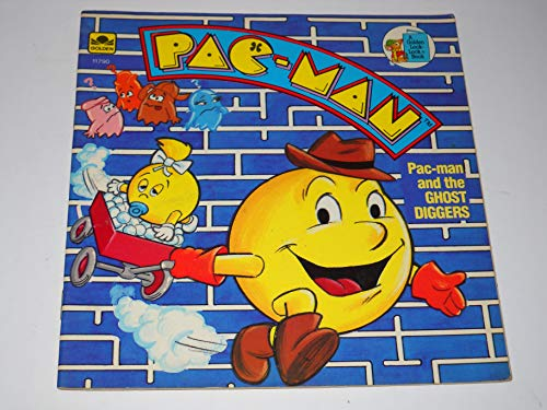 9780307117908: Pac-Man and the Ghost Diggers