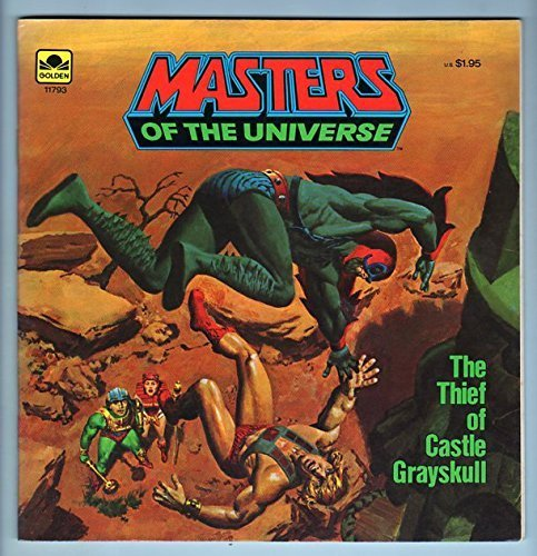 The Thief of Castle Grayskull: McKenzie, Roger