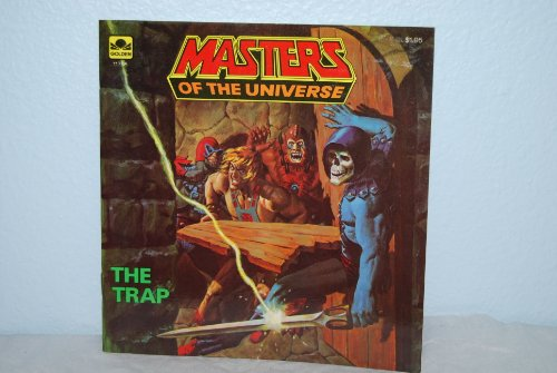 9780307117953: Masters Of The Universe: The Trap