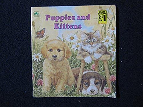 Puppies and Kittens (A Golden Little Look-Look Book): Golden Books