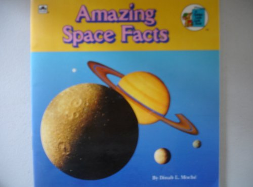 9780307118158: Amazing Space Facts (A Golden Look-Look Book)