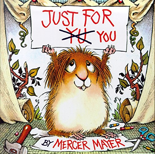 9780307118387: Just for You (Little Critter) (Golden Look-Look Books)