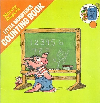 Little Monster's Counting Book (Look-Look) (0307118444) by Mercer Mayer