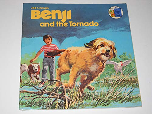 9780307118714: Joe Camp's Benji and the tornado (A Golden look-look book)