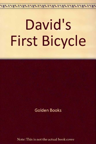 9780307118837: David's First Bicycle (Look-Look)
