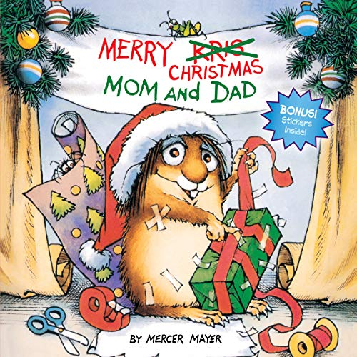 9780307118868: Merry Christmas Mom and Dad (A Golden Look-Look Book)