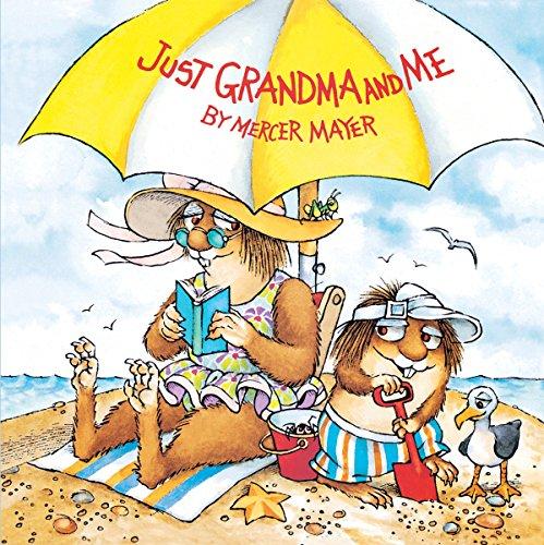 Just Grandma and Me (Golden Look-Look Books): Mayer, Mercer