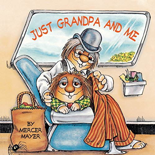 9780307119360: Just Grandpa and Me (Little Critter) (Look-Look)