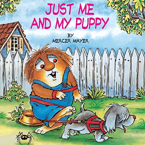 9780307119377: Just Me and My Puppy (Little Critter) (Golden Look-Look Books)