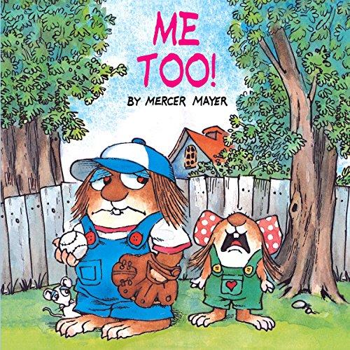 9780307119414: Me Too! (A Golden Look-Look Book)