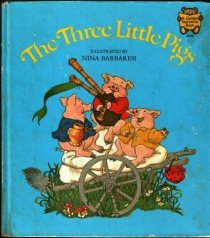9780307119551: The Three Little Pigs (A Golden Storytime Book)