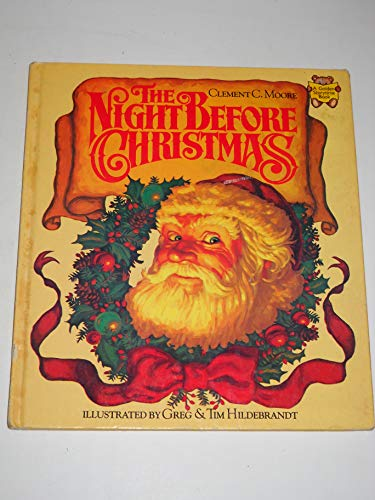9780307119568: The Night Before Christmas (Look-Look) (A Golden Storytime Book)