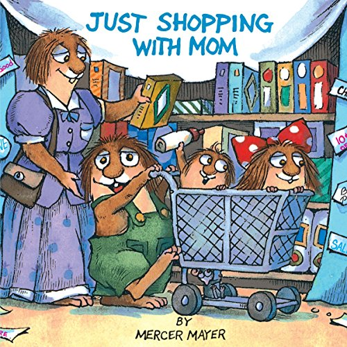 9780307119728: Just Shopping with Mom (A Golden Look-Look Book)