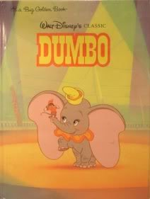 Walt Disney's Classic Dumbo (0307119947) by Slater, Teddy; Dias, Ron; Guenther, Annie