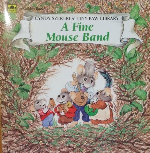 9780307119995: A Fine Mouse Band