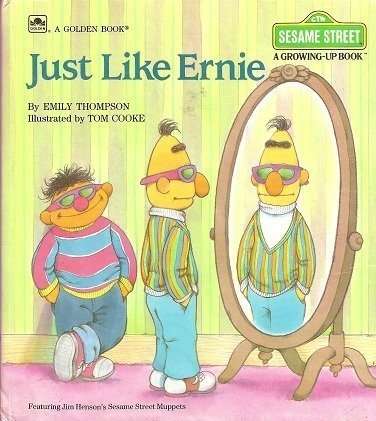 9780307120250: Just Like Ernie (Growing Up Series)