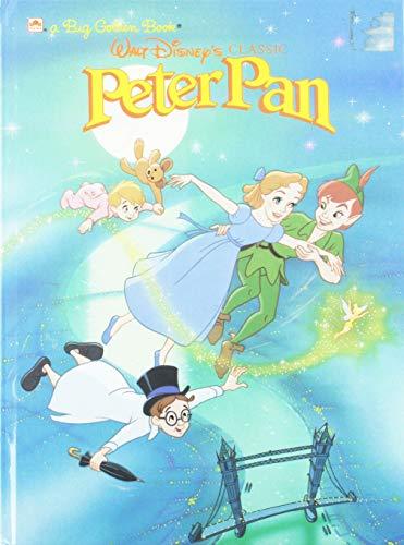 9780307120816: Walt Disney's Classic Peter Pan (Big Golden Book)