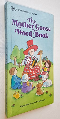 9780307121196: Mother Goose Words (Golden Books)