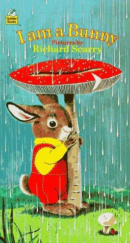 9780307121257: I Am a Bunny (Golden Sturdy Shape Books)
