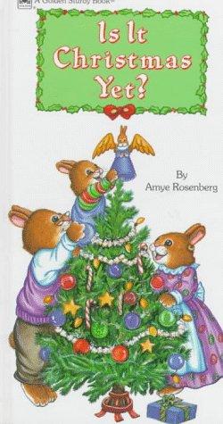 9780307121684: Is It Christmas Yet?\Strdy Brd (Board Book)